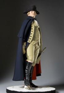 George Washington in late 1777
