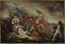 (The Death of General Warren at the) Battle of Bunker's Hill, June 17, 1775