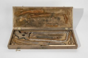 Dr. John Warren's Revolutionary War Amputation Kit