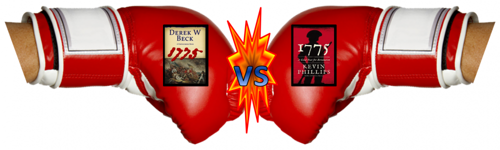 1775–Mine vs. 'His' (Review of Kevin Phillips's 1775)