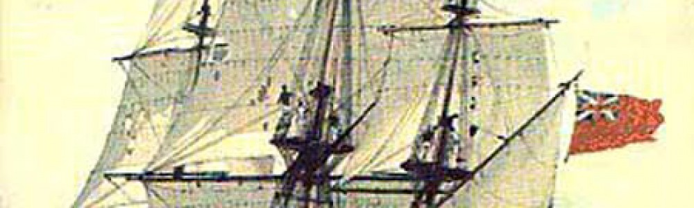 First Naval Skirmish of the American Revolution
